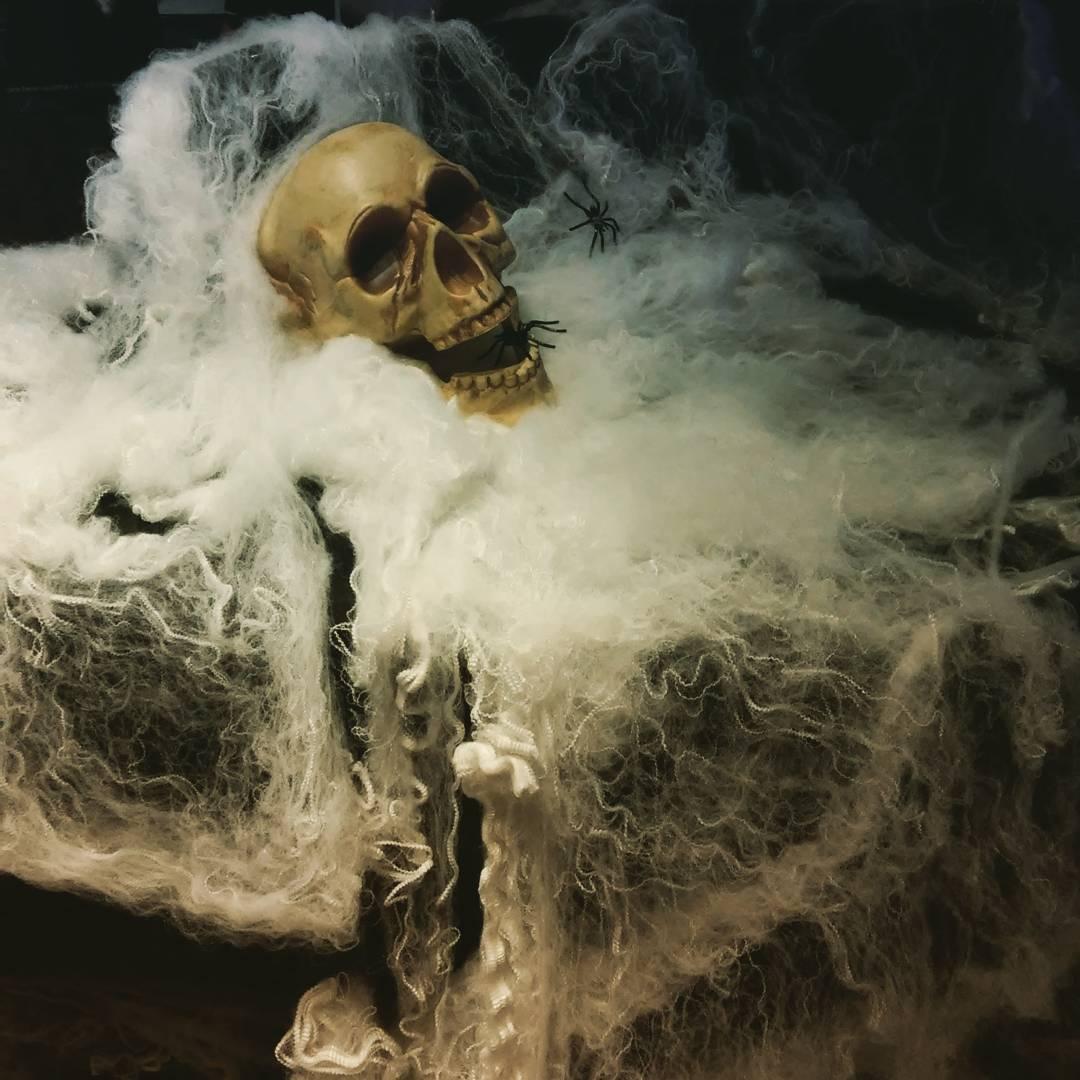 The harlots of Halloween #helsinkishakeit #lavaklubi #halloween #burlesque