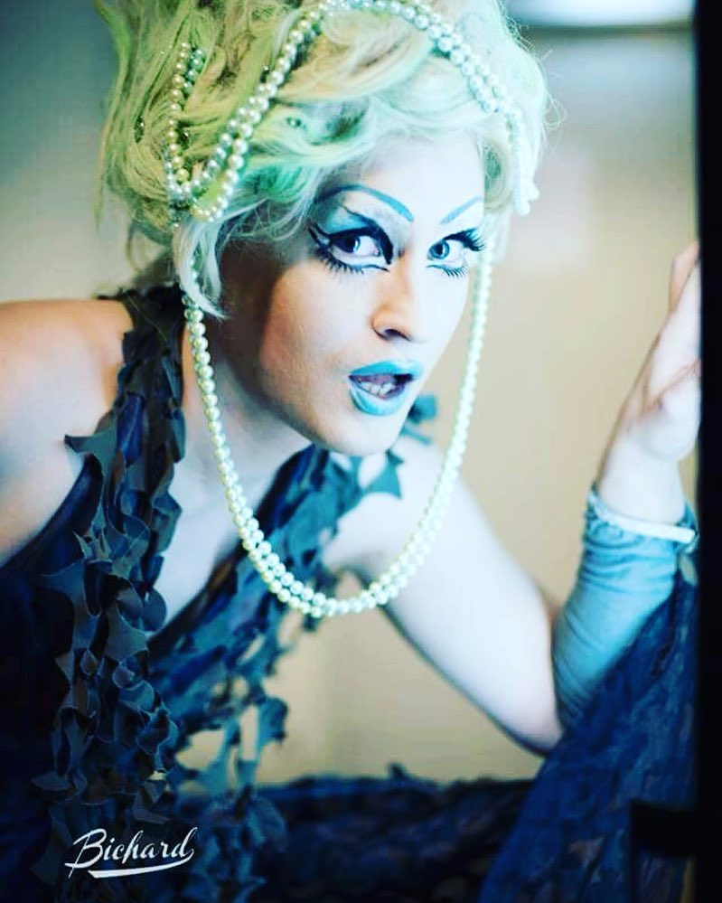 Lola Vanilla - the fisherman's wife - a story of love between different species. @lavaklubi today, DJ Levy starts at 8 pm Helsinki Shake It! #burlesqueclub #burlesqueshow #mielipäivä #burleski #helsinki #tapahtumat #drag #lolavanilla #helsinkishakeit